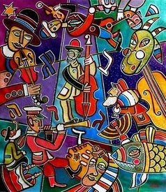 Yosef Reznikov - composition 79, 2020