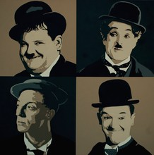 Peter Seminck - silent movie heroes, 2020