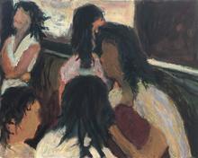 Bob Dornberg - hall girls, 2020