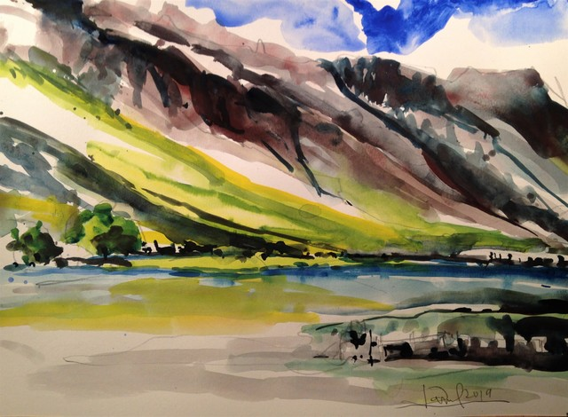 Daniel Clarke - isle of skye highlands, 2019