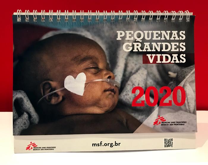 Compre agora seu calendário MSF 2020!