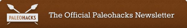The Official PaleoHacks Newsletter