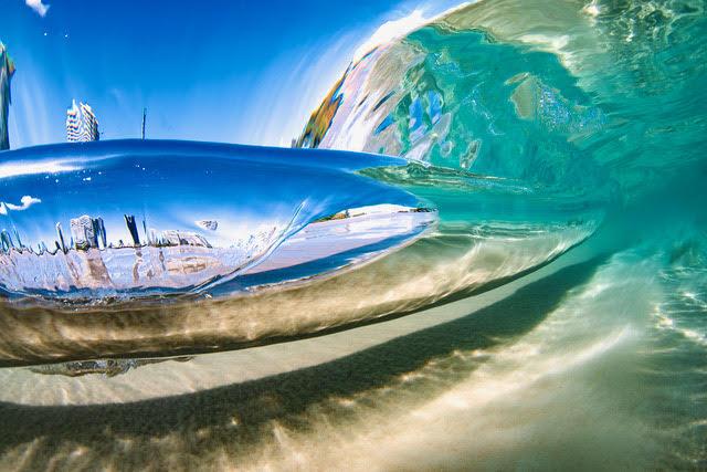 sean scott wave underwater