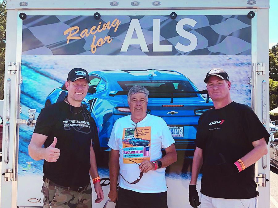 Racing for ALS