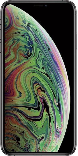 Apple iPhone XS Max (Unlocked, 64GB) Model MT6F2LLA