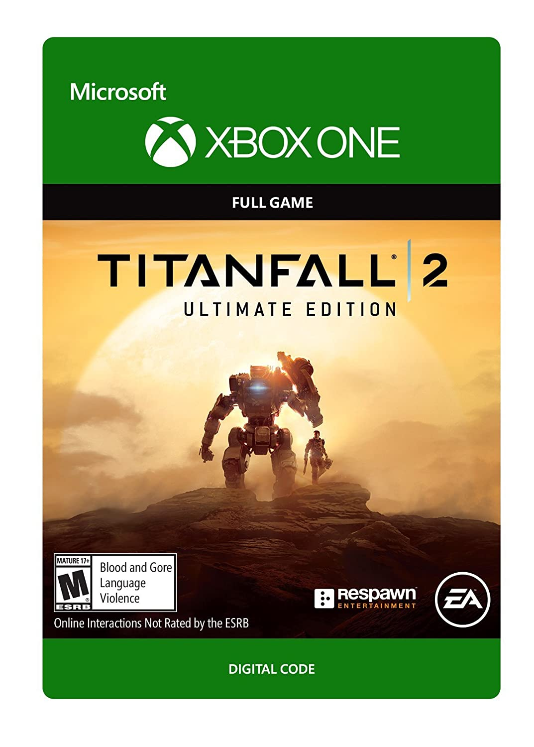 Titanfall 2: Ultimate Edition [Xbox One Digital Code]