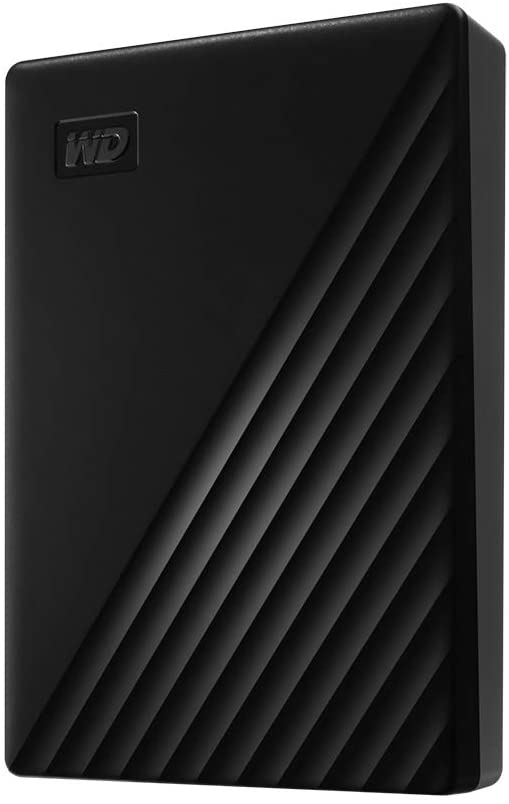 WD 5TB My Passport Portable External Hard Drive [WDBPKJ0050BBK-WESN]