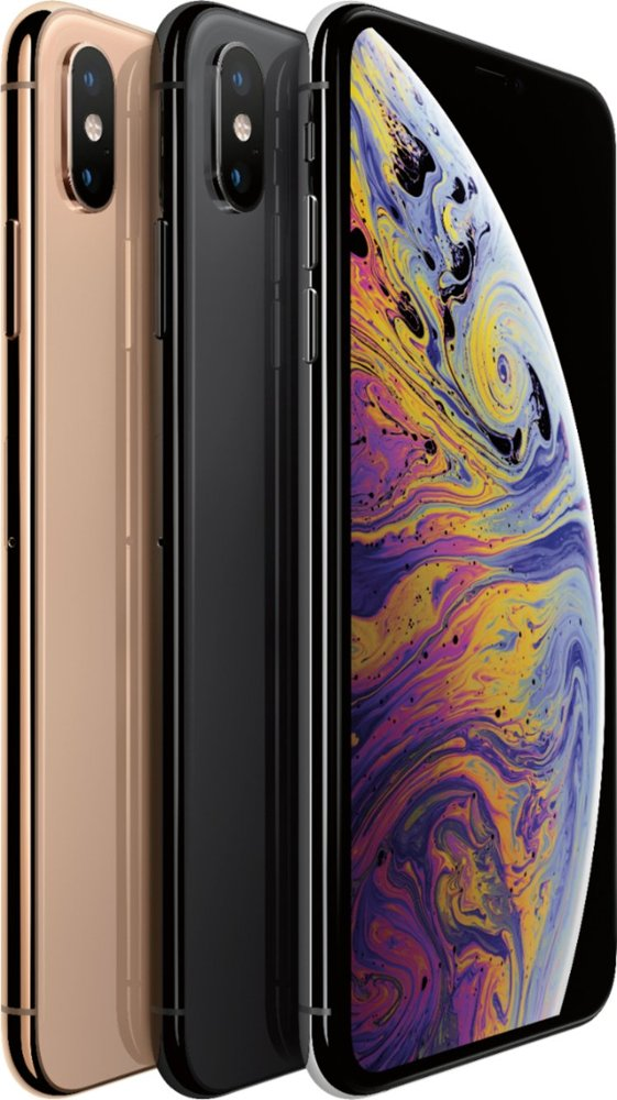 Apple iPhone XS Max (Unlocked, 256GB) Model MT5F2LLA