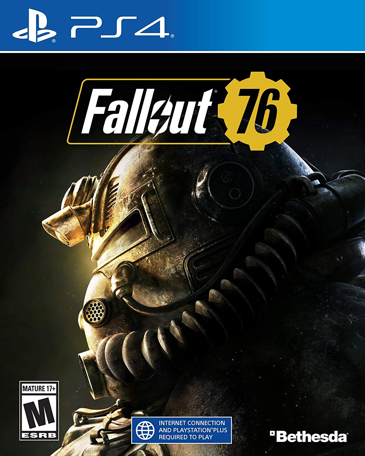 Fallout 76 Wastelanders [PlayStation 4]