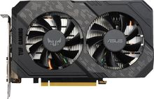 ASUS GTX 1660 SUPER Graphics Card, (6GB GDDR6, Model TUF GAMING TUF-GTX1660S-O6G-GAMING)
