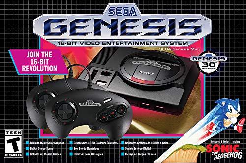 Sega Genesis Mini, Model SG-10037-2
