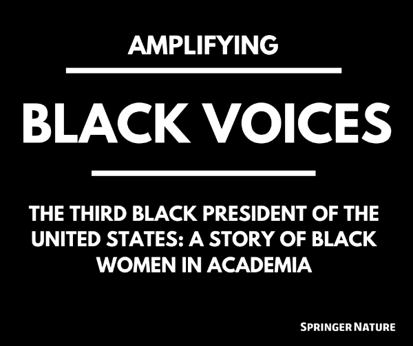 amplifying black voices: black women in academia