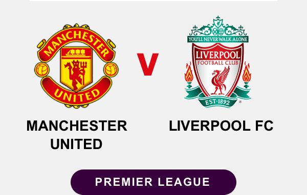 Manchester United Vs Liverpool FC