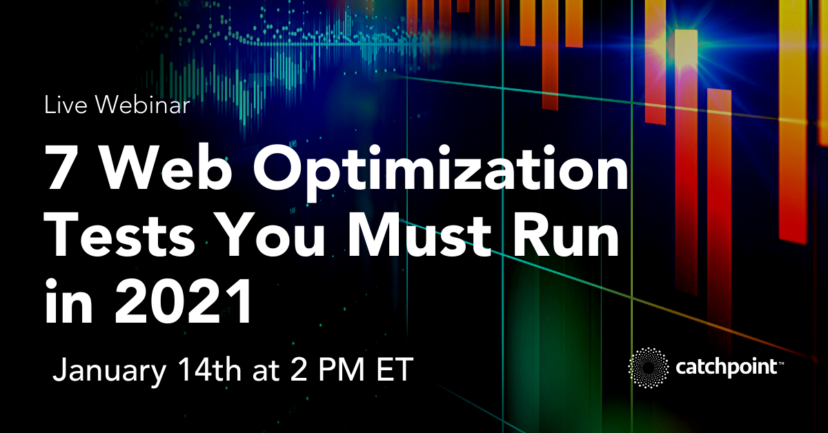7 Web Optimization Tests You Must Run in 2021-1