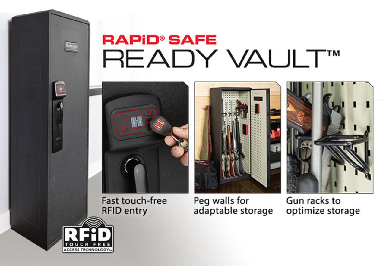 New Ready Vault