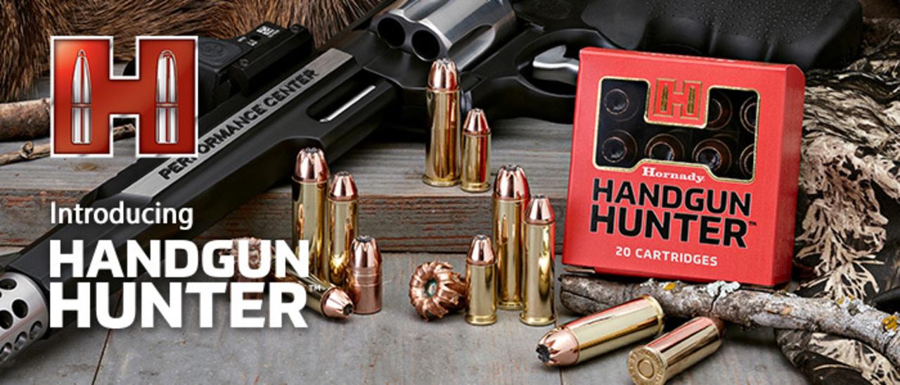Handgun Hunter