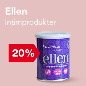 20% på Ellen intimprodukter