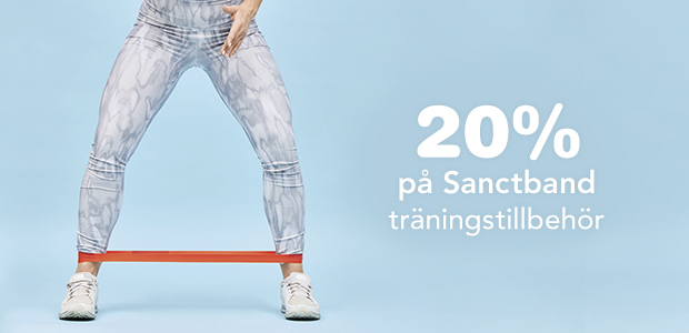 20% på Sanctband