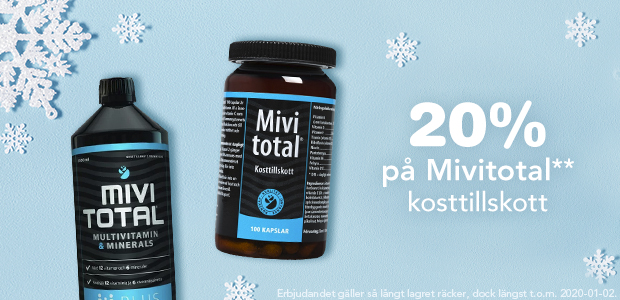 20% på Mivitotal**