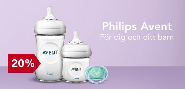 20% på Philips Avent