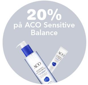 20% på ACO Sensitive Balance