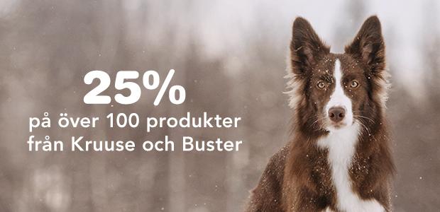 25% på Kruuse