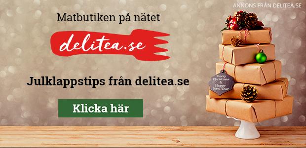 Julklappstips från delitea.se