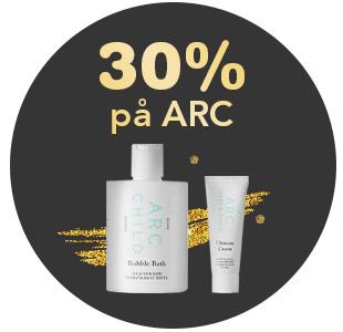 30% på ARC