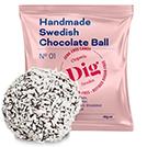 20% på Get Raw chokladboll