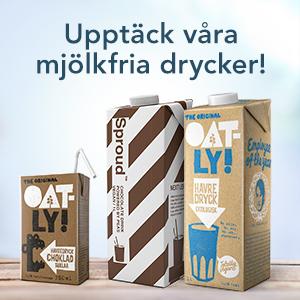 Upptäck våra mjölkfria produkter!