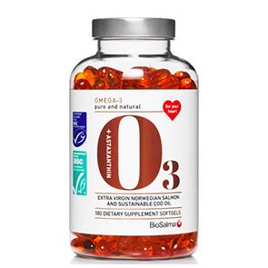 20% på Omega 3 från Biosalma**