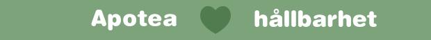 Apotea hjärta hållbarhet