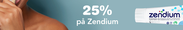 25% på Zendium