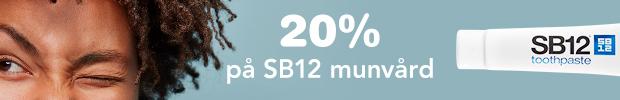 20% på SB12