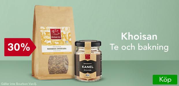 30% på Khoisan