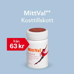 MittVal - 63 kr