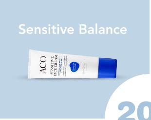 20% på Sensitive Balance