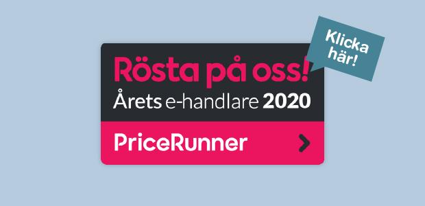 Rösta på oss som årets e-handlare 2020!