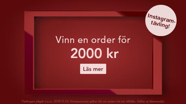 Vinn en order för 2000 kr