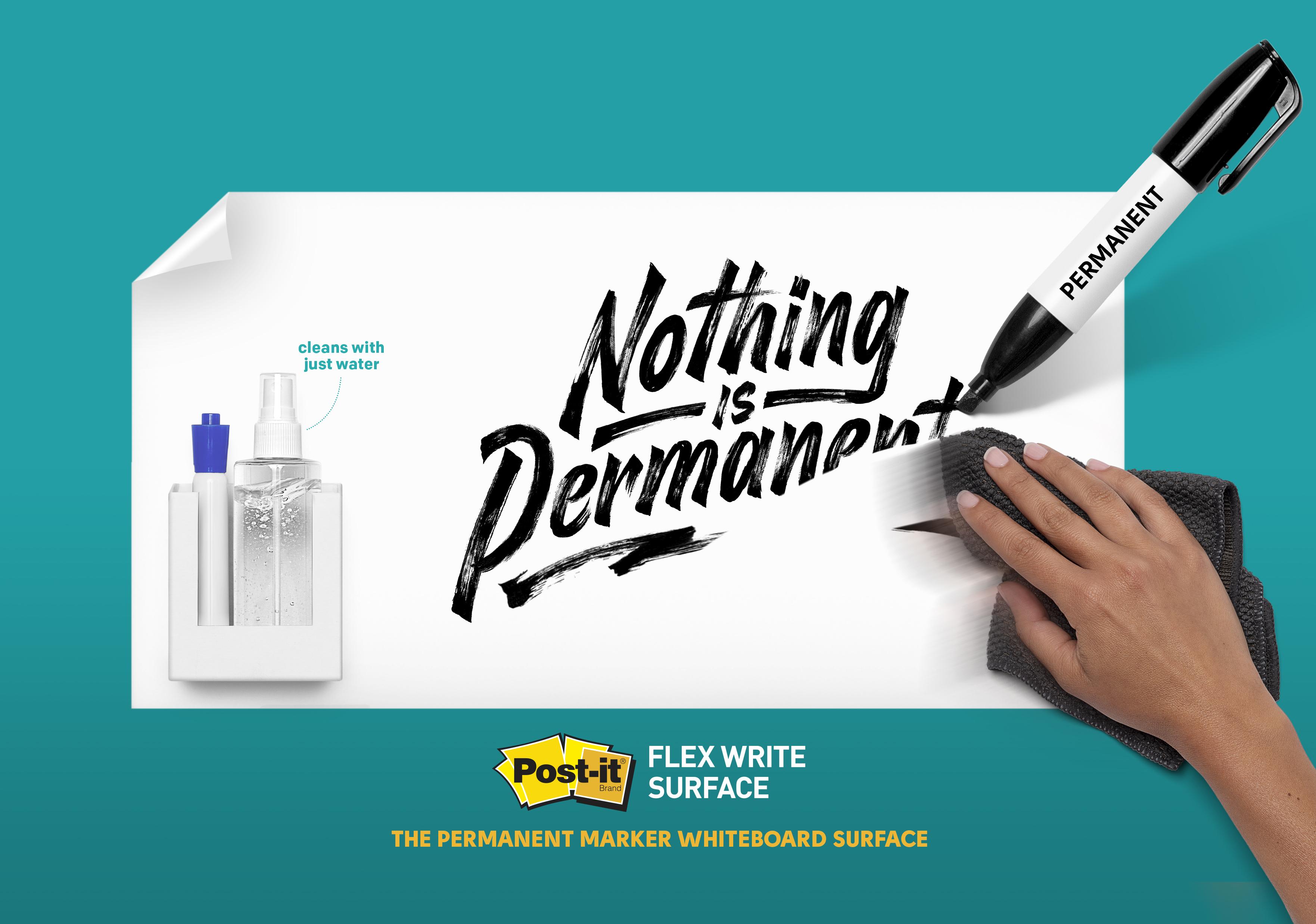 Post-it® Flex Write Surface