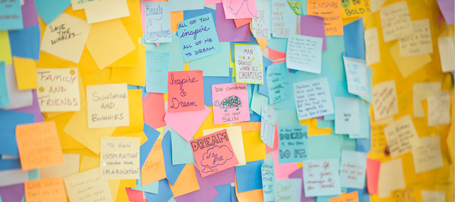 Post-it Brand Products Laydown