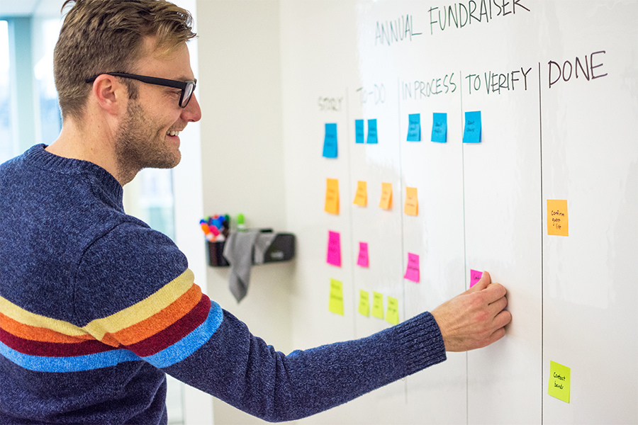 Post-it Brand Build Better Brainstorms
