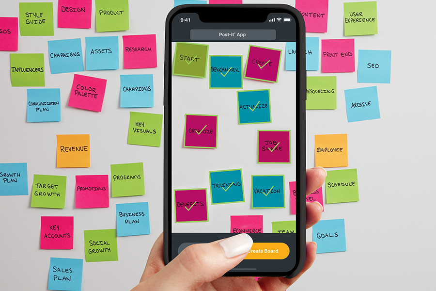 Download the Post-it App Today