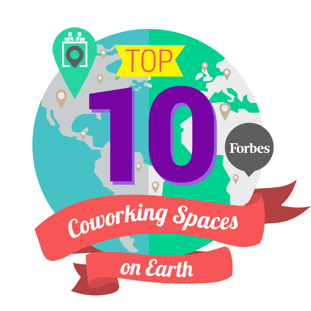 The 10 best coworking spaces on earth