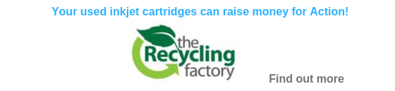 The Recycling Factory logo