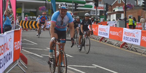 Pedal for Action in RideLondon