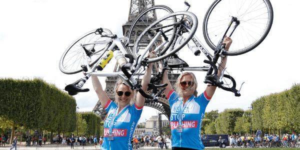 Join London to Paris and celebrate under the Eiffel Tower