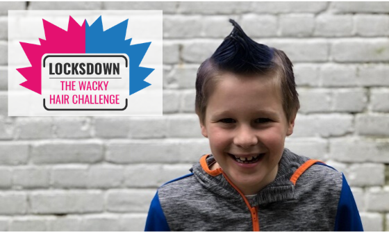 Locksdown Wacky Hair Challenge