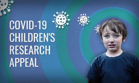 COVID-19 children''s research appeal