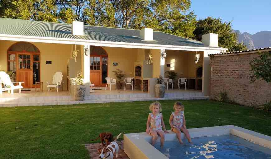 Eikehoff Villa in Stellenbosch